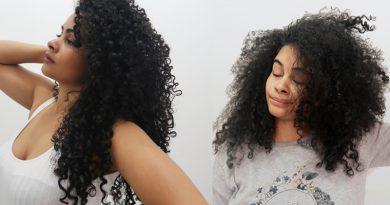 A melhor reconstrução capilar para cabelos cacheados