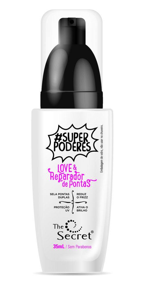 Love & Reparador de Pontas #SuperPoderes